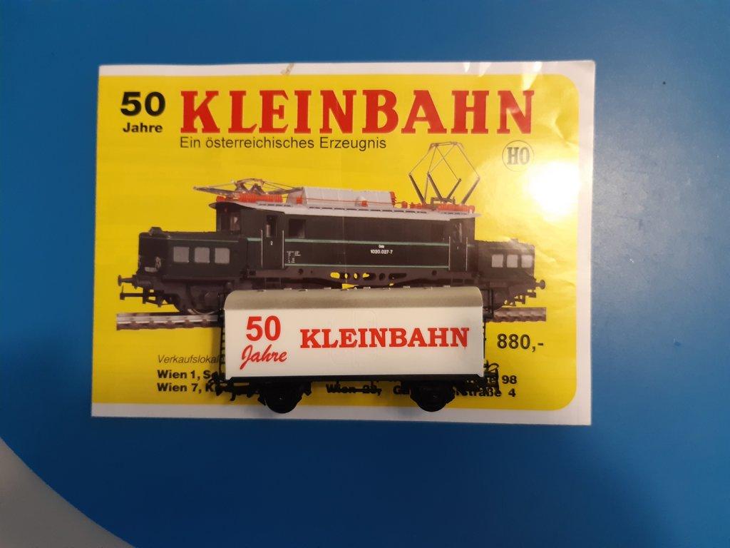 Jubiläumswagen mit Katalog 38465439cr