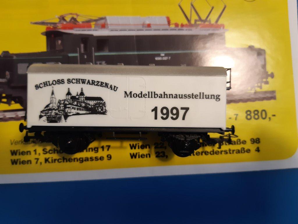 Jubiläumswagen mit Katalog 38465440qo
