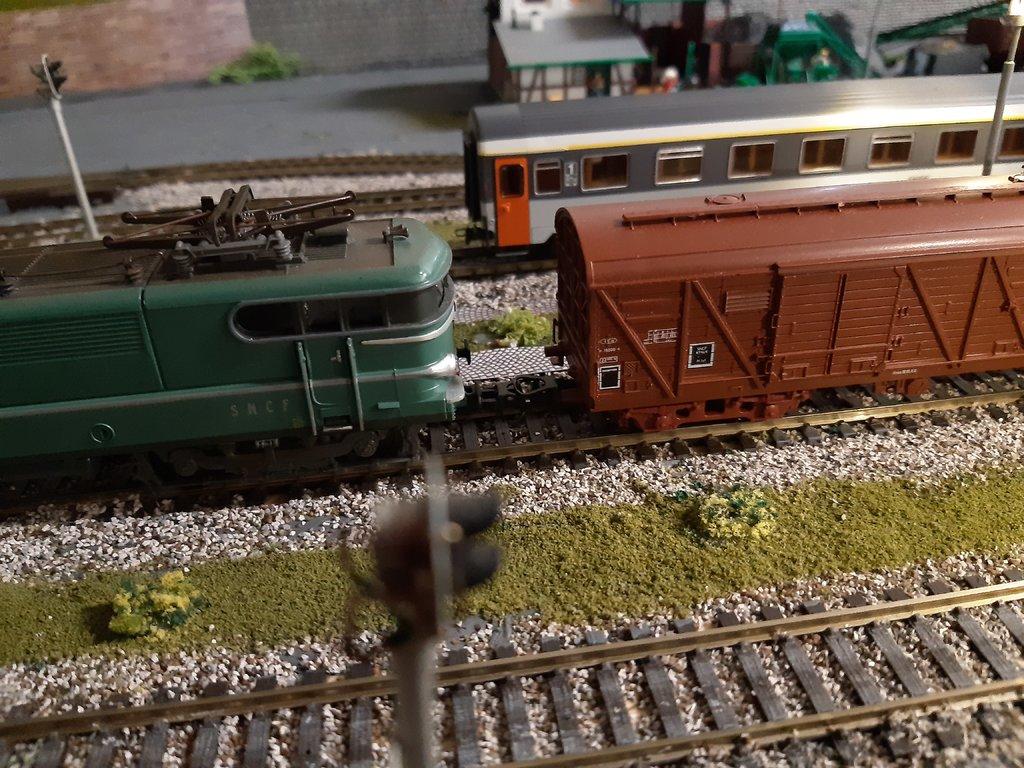 SNCF BB 9283 grün 38498900ja