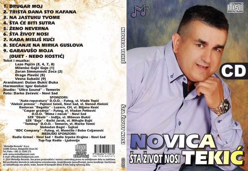 Novica Tekic - Kolekcija 38595186fm