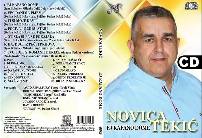 Novica Tekic - Kolekcija 38595190he
