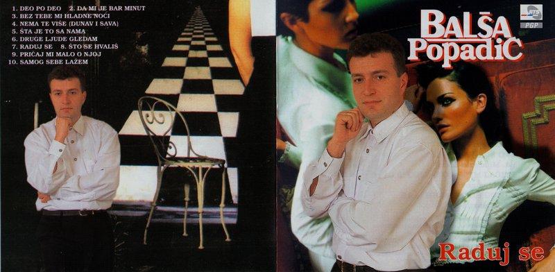 Balsa Popadic - 1998 - Raduj se 38601974pz