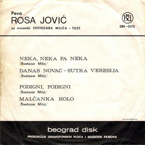 Rosa Jovic - Kolekcija 38719094jh