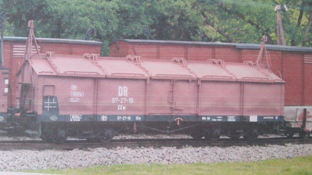 Klappdeckelwagen KKw 97-27-19 in 0e 38734253sh