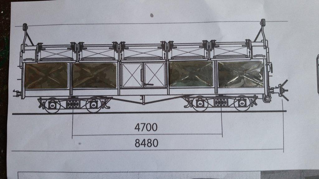 Klappdeckelwagen KKw 97-27-19 in 0e 38734254ab