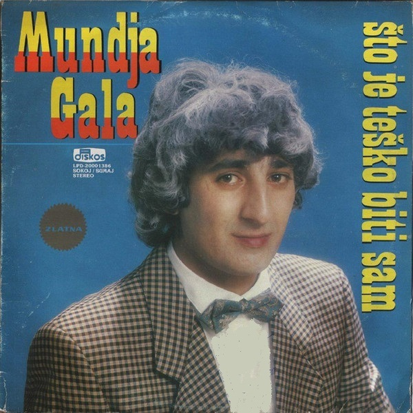 Mundja Gala - 1988 - Volimo se, volimo 38748695gr
