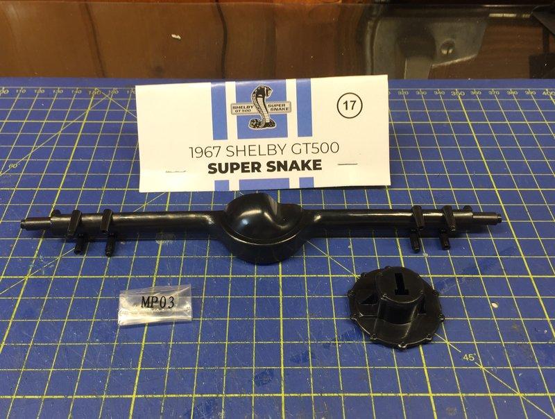 GT500 Super Snake / Agora Models, 1:8 38782984ng