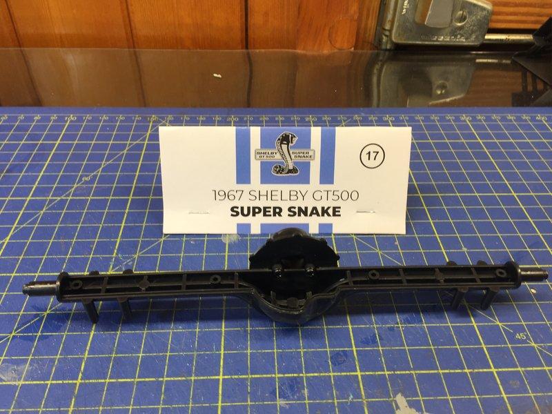 GT500 Super Snake / Agora Models, 1:8 38783009cb