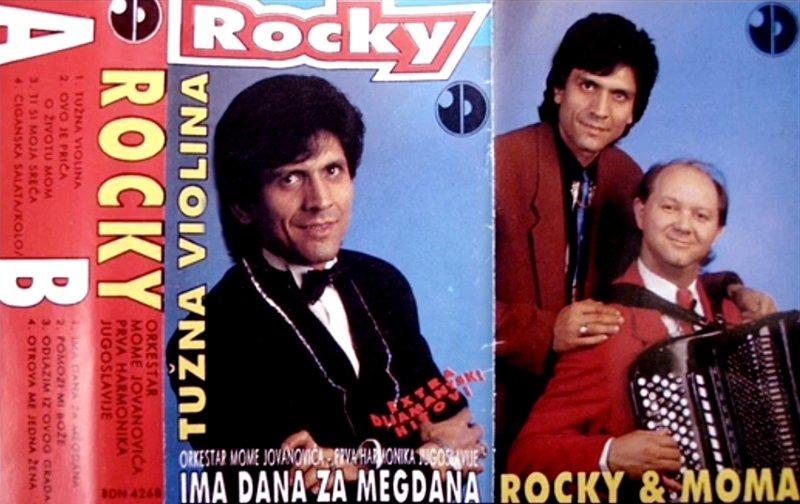 Rocky Sutka - 1994 - Tuzna violina 38864056mo