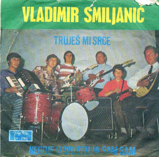 Vladimir Smiljanic - Albumi 38947916qg