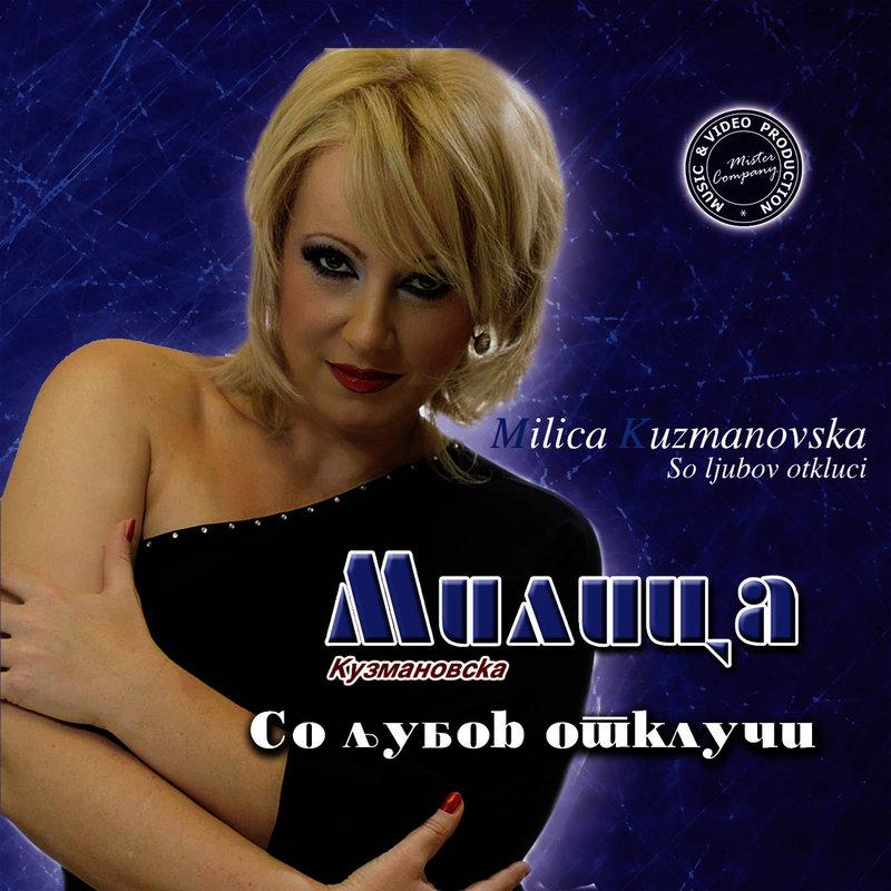 Milica Kuzmanovska - 2010 - So Ljubov Otkluci 38948506kj