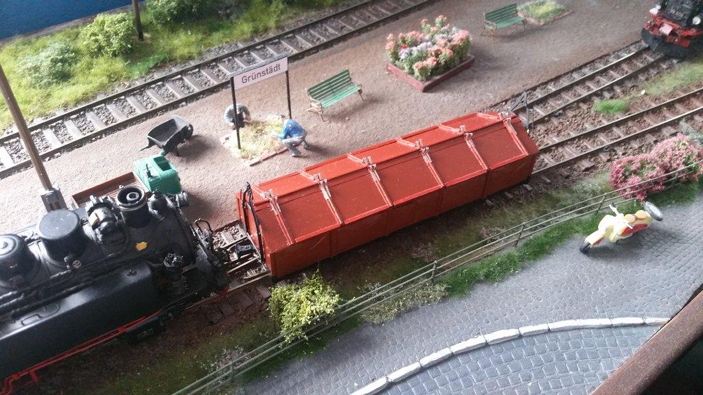 Klappdeckelwagen KKw 97-27-19 in 0e 38962146be