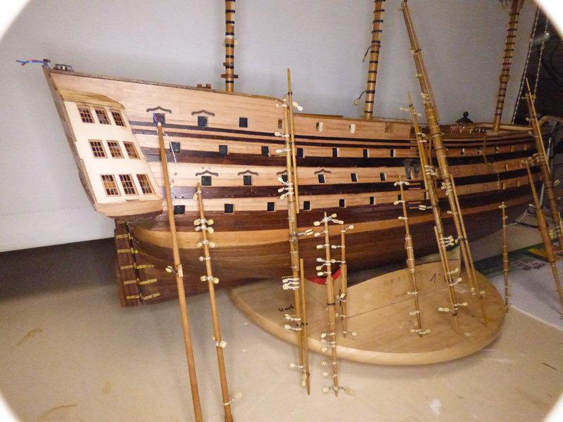 HMS Victory 1:84 gebaut von rmo554 - Seite 4 38982578to