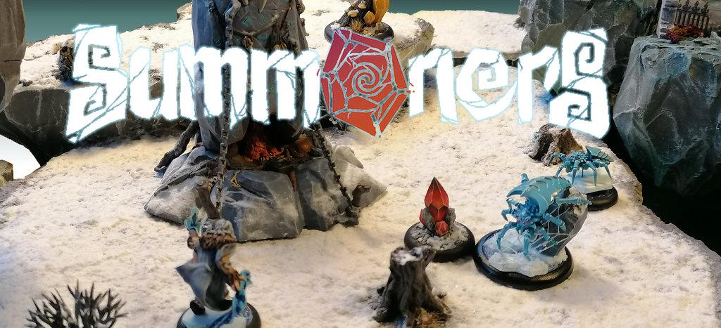 Summoners: Summoners - Zeit der Beschwörer