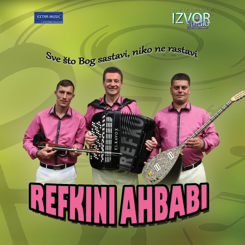 Refkini ahbabi - Kolekcija 39078058lr