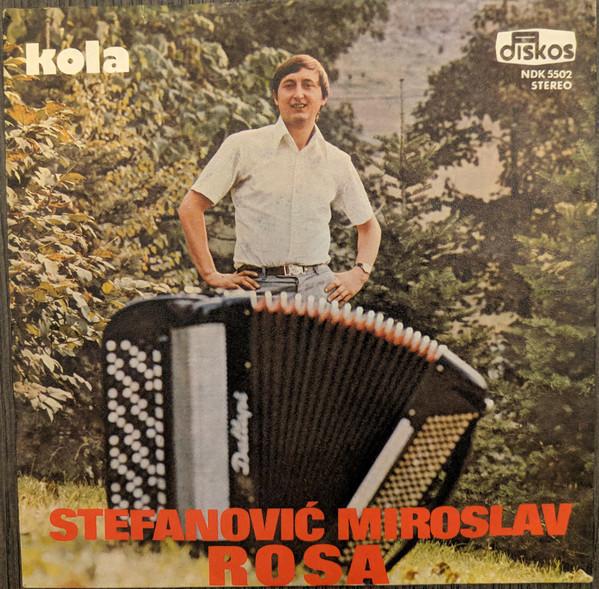 Miroslav Stefanovic Rosa - Kolekcija 39088255ij
