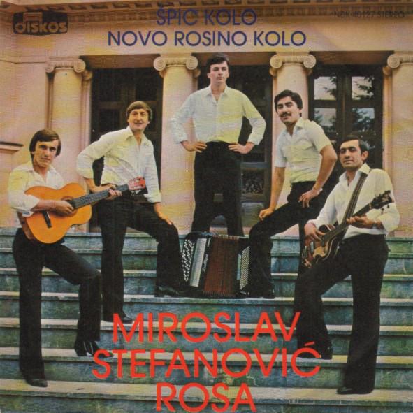 Miroslav Stefanovic Rosa - Kolekcija 39088256xv
