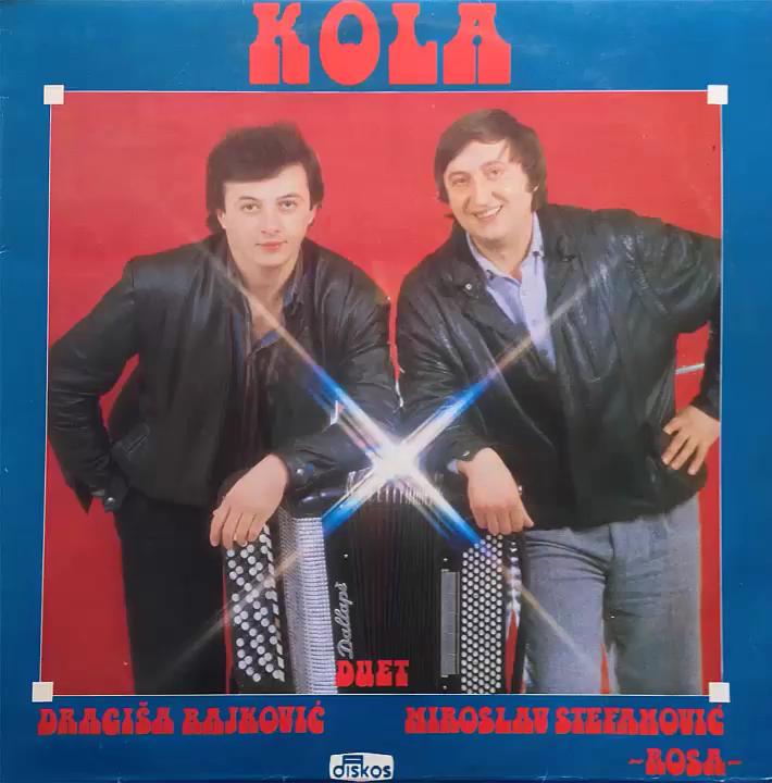 Miroslav Stefanovic Rosa - Kolekcija 39088258bk