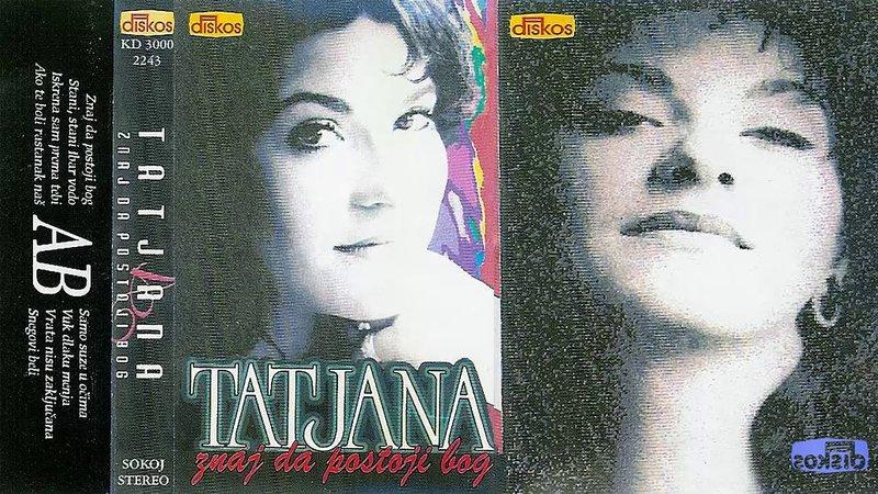 Tatjana Ilic - 1996 - Iskrena sam prema tebi 39114798vl