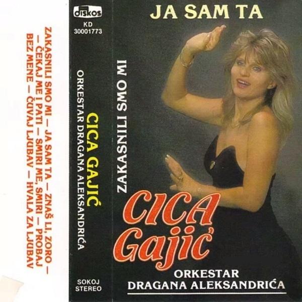 Cica Gajic - 1990 - Ja sam ta 39114839og