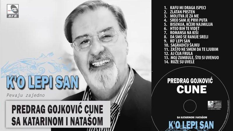 Predrag Gojkovic Cune - 2019 - K'o lepi san 39203022ov