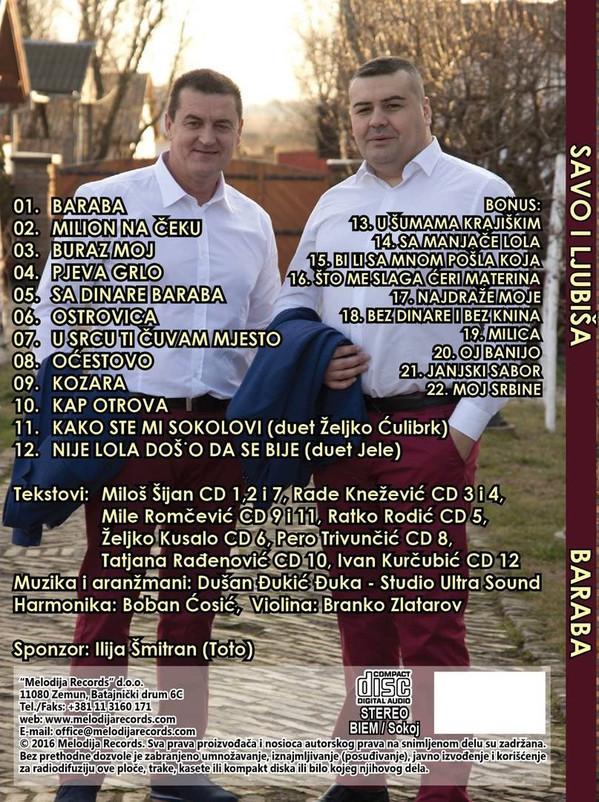 Savo i Ljubisa -Kolekcija 39231181mi