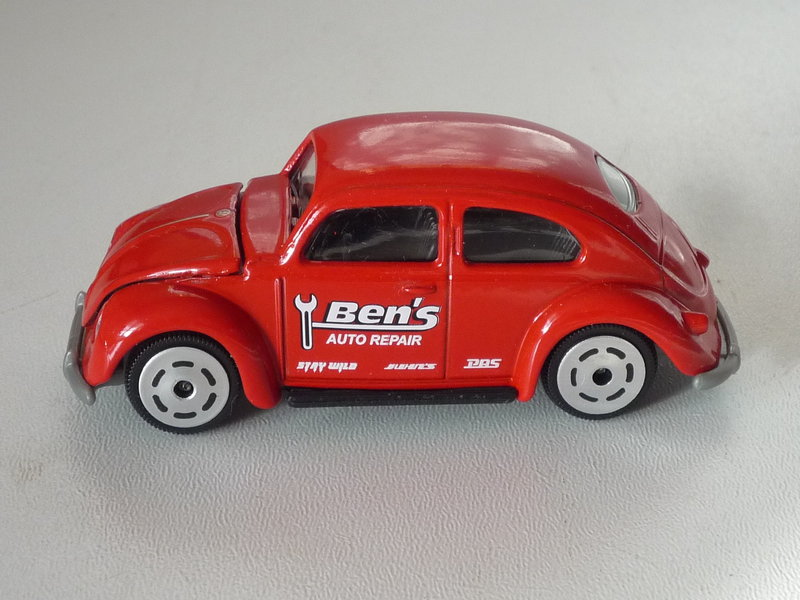 N°241A VOLKSWAGEN COCCINELLE OVALE  39407928yl