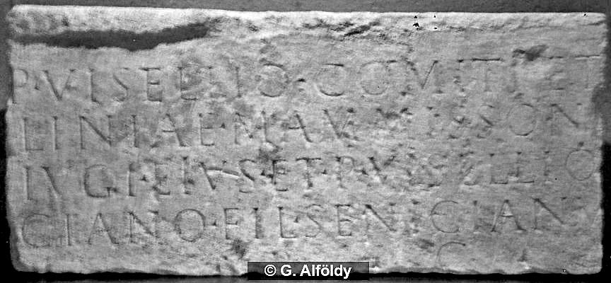Übersetzungen alter Lateinischer Inschriften - Seite 30 39433612qc
