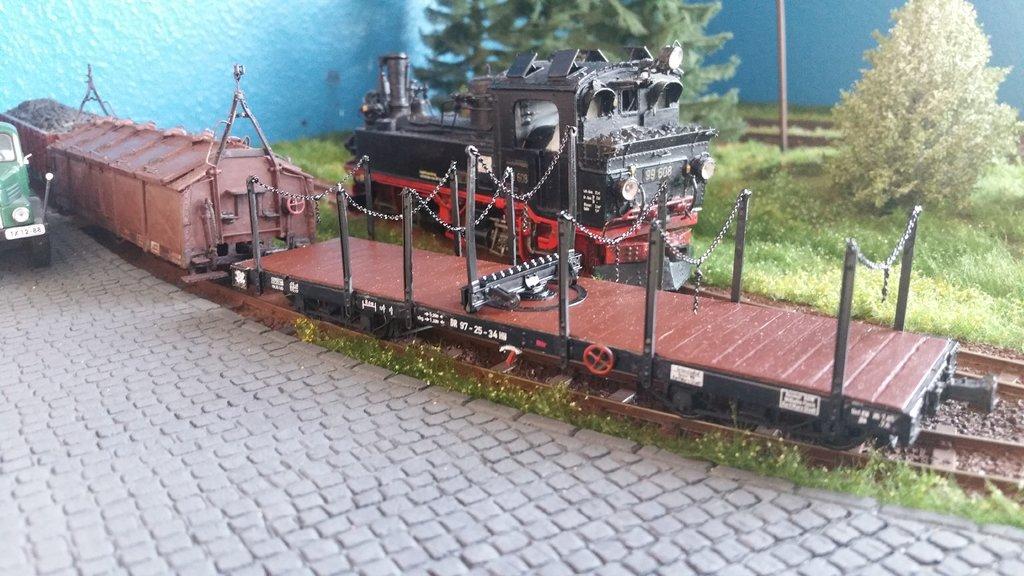 Module für Fahrtreffen in Spur 0/0e 39799597ye