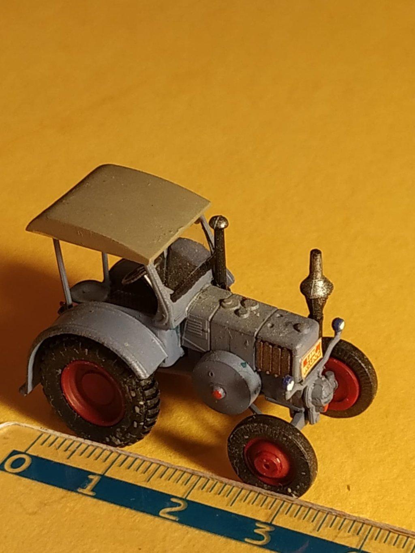 German Tractor D8506 in 1:35 von MiniArt 39824355qt