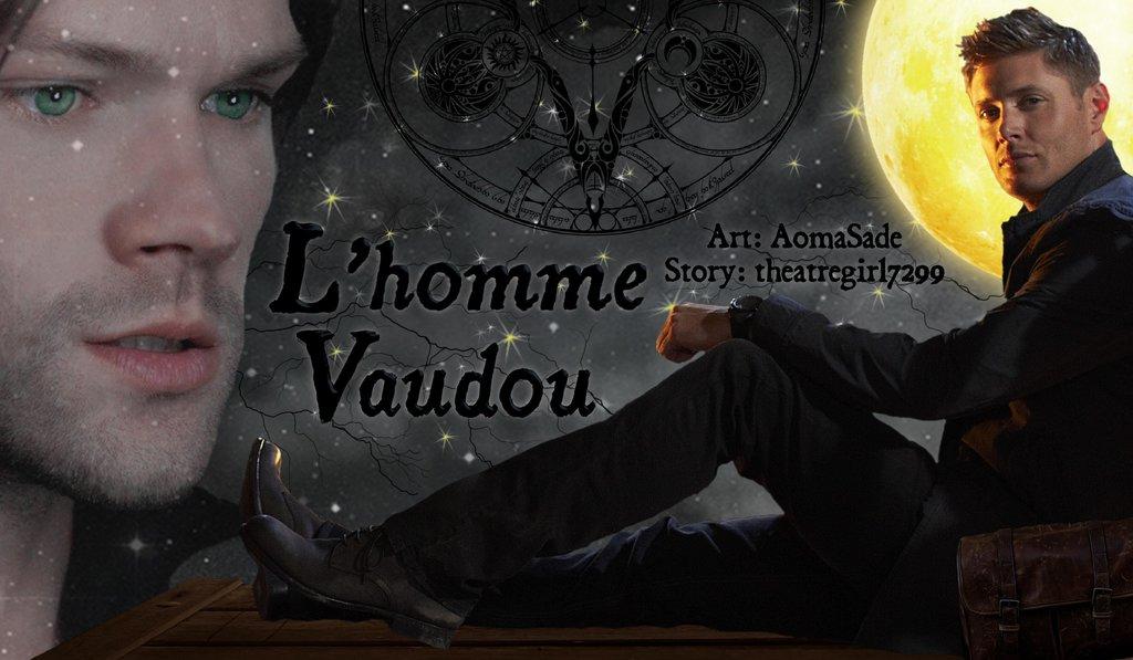 L'homme Vaudou - Banner0