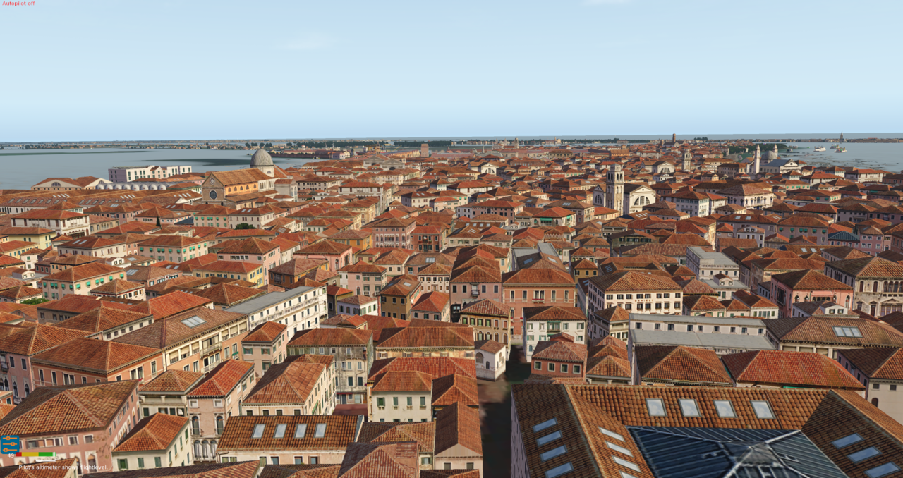 Venedig und Flughafen Nicelli 39996384vm