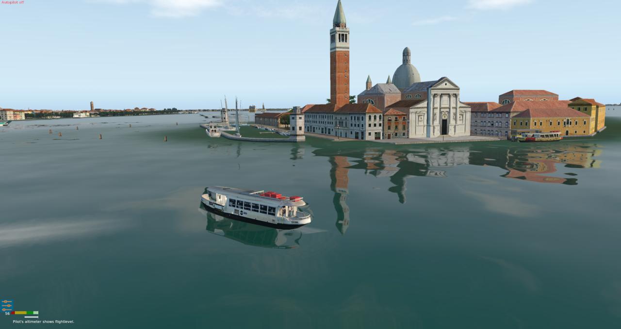 Venedig und Flughafen Nicelli 39996402bw