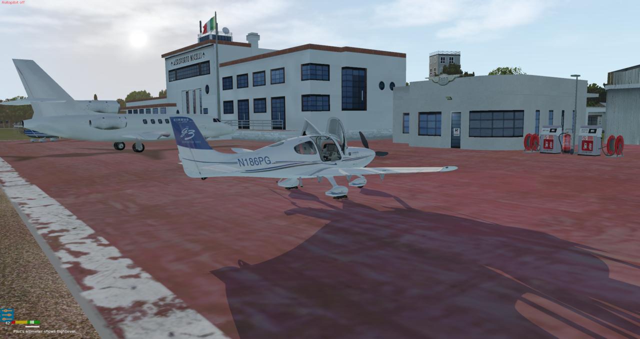 Venedig und Flughafen Nicelli 39996458kw