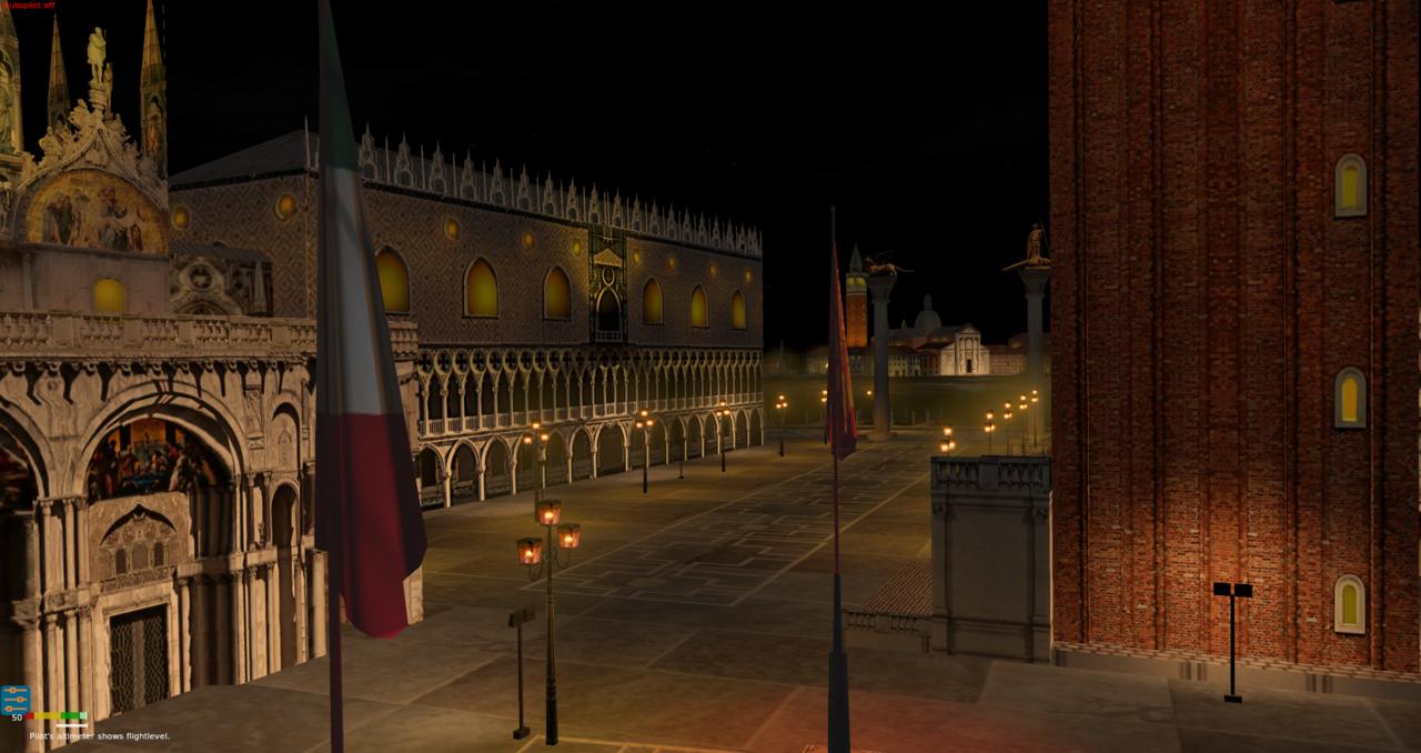 Venedig und Flughafen Nicelli 39997630me