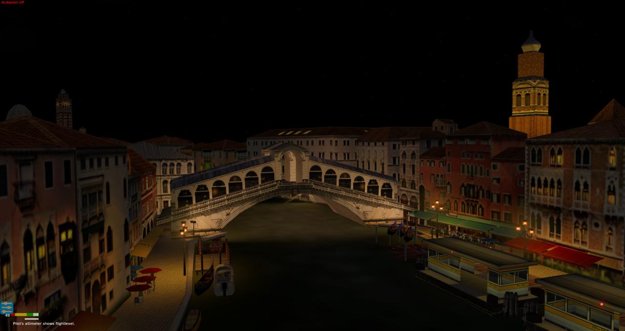 Venedig und Flughafen Nicelli 39997637jz