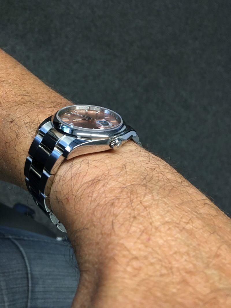 Handgelenke mann dünne sehr Welcher Uhren