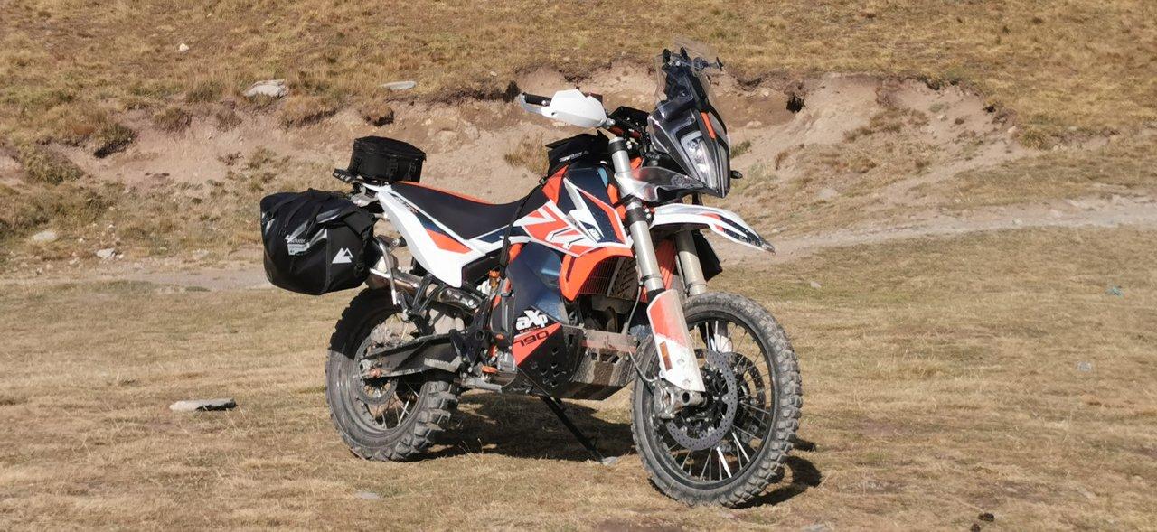 avis crash bar pour Ktm790 Adventure 40050787mm