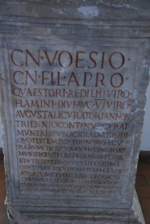 Übersetzungen alter Lateinischer Inschriften 40117959ih