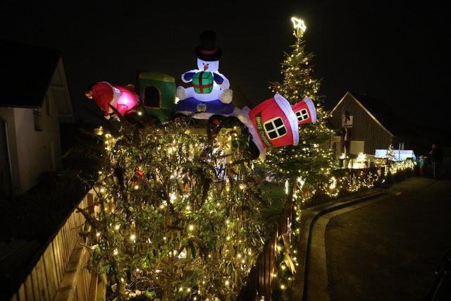 Erinnerung an alle - Weihnachten steht bald vor der Tür 40118977jc