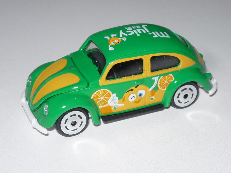 N°241A VOLKSWAGEN COCCINELLE OVALE  40254424xi