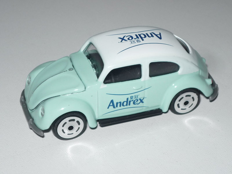 N°241A VOLKSWAGEN COCCINELLE OVALE  40254425jx