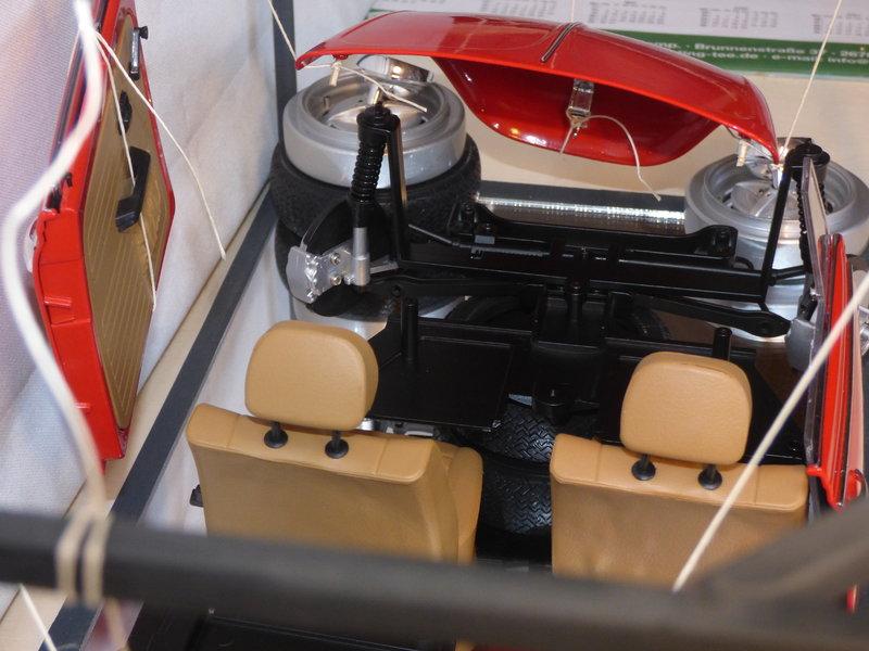 VW Käfer 1303 Cabrio von DeAgostini 40260163mz
