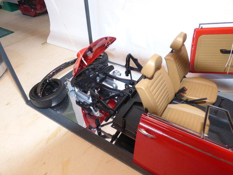 VW Käfer 1303 Cabrio von DeAgostini 40283491ba