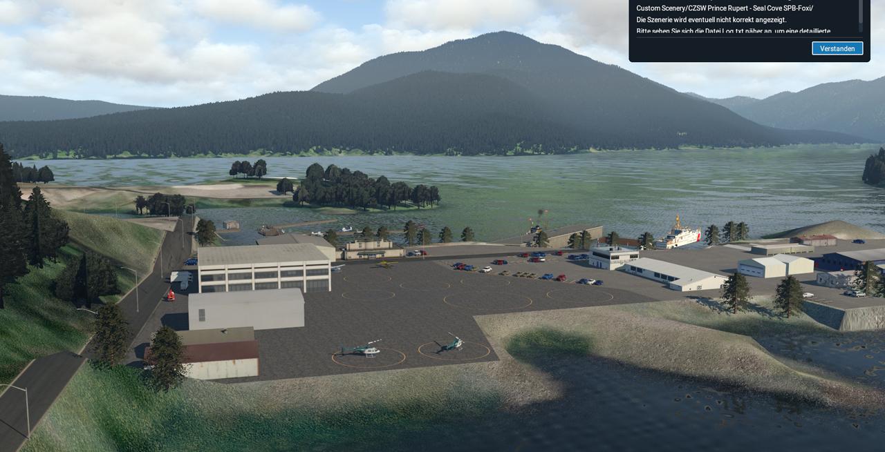 CZSW Prince Rupert - Seal Cove Seaplane Base 40283628yd