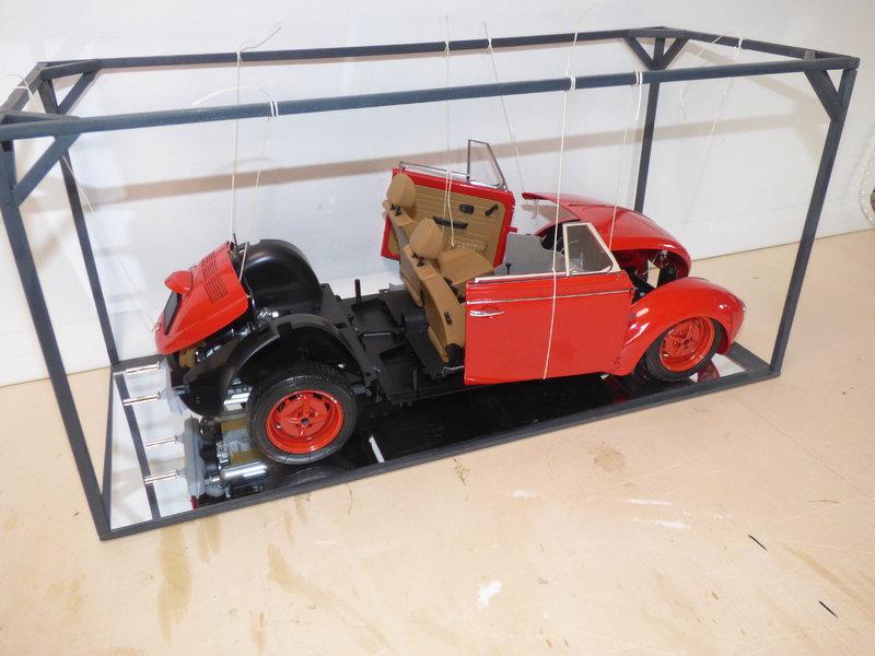 VW Käfer 1303 Cabrio von DeAgostini 40310090ak