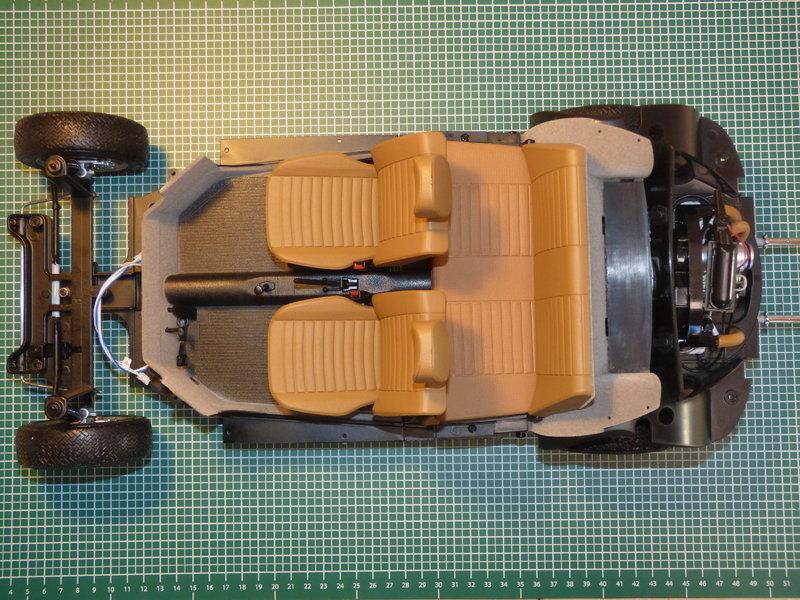 VW Käfer 1303 Cabrio von DeAgostini - Seite 2 40343498zu