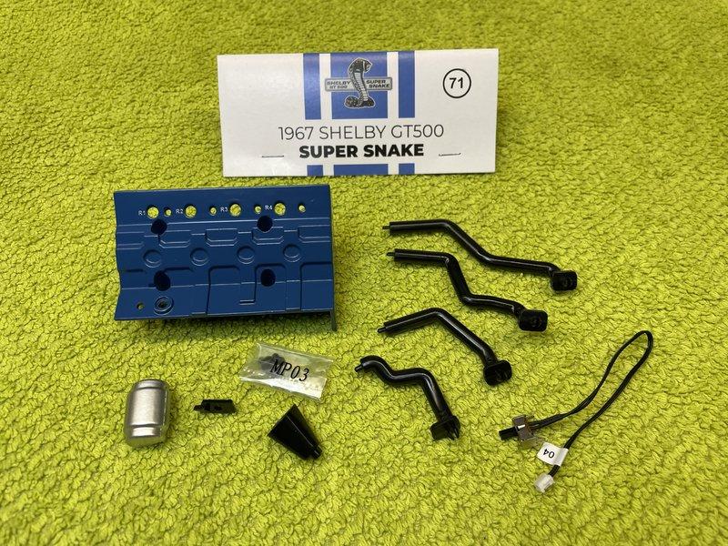 GT500 Super Snake / Agora Models, 1:8 - Seite 3 40380473wx