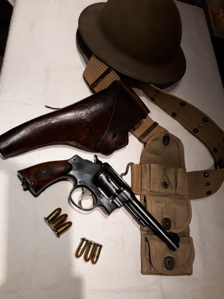 Smith & Wesson 1917 40413500tu