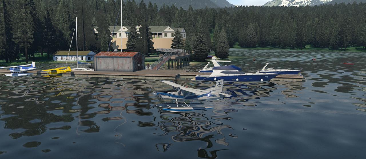 WYB Yes Bay Lodge Seaplane Base 40459484sy